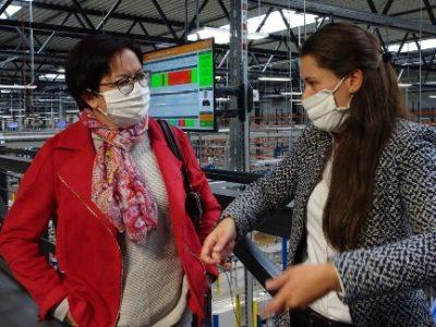 Sabine Hirler im Gespräch mit Annika Trappmann